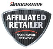 Bridgestone Afflilated logo